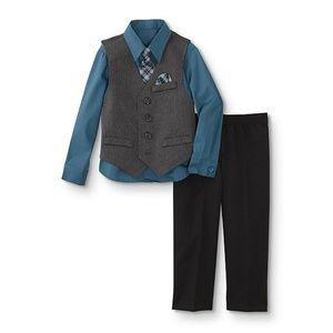 Dockers Boys 4 piece suit